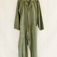 Vintage Surplus Green Jumpsuit