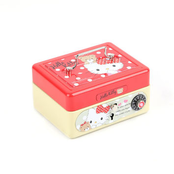 Hello Kitty Metal Cash Box: Tiny Chum