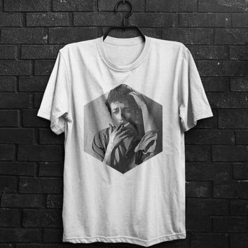 Bob Dylan T-shirt Men Tshirt Male Fashion Shirt