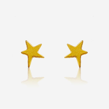 Stars Post Earrings
