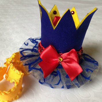 Princess crown, Snow white Costume, Disney Princesses, Baby gift, Snow White Crown,baby headband,baby photo shoot, kids costumes