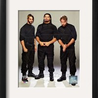 World Wrestling Entertainment - Seth Rollins, Dean Ambrose, Roman Reigns Photo Photo at AllPosters.com