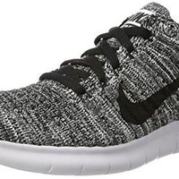 Nike Kid's Free RN Flyknit GS Running Shoes  nike 2017