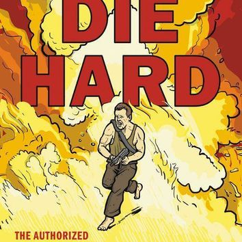 Die Hard Coloring and Activity Book