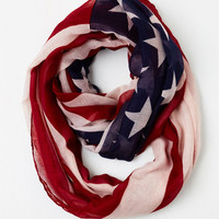 Americana Humming to America Scarf by ModCloth