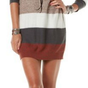BB DAKOTA MARILOU SWEATER DRESS
