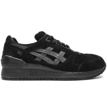 "Asics - Gel-Respector ""Shadow"" (Black/Black)"