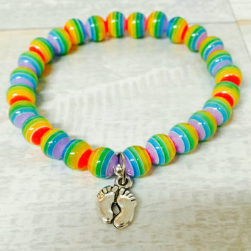 from Landen gay awareness bracelets