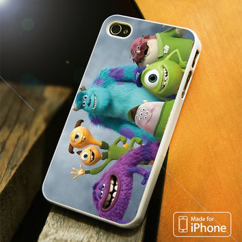 Monster Inc 2 OK Team iPhone 4(S),5(S),5C,SE,6(S),6(S) Plus Case