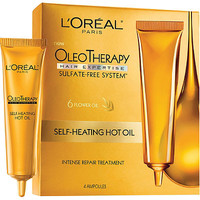 Oleo Therapy Self-Heating Hot Oil Intense Repair Treatment