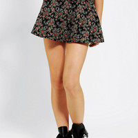 Urban Outfitters - Pins And Needles Tapestry Drop-Waist Skirt