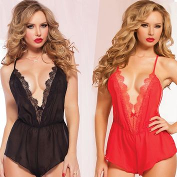 2018 Hot Sale Women Nightdress Sexy Lingerie Nightwear Woman Sleepwear Nightgown Chemise De Nuit Ladies Nightgown