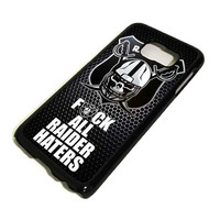 OAKLAND RAIDERS 2 Samsung Galaxy S3 S4 S5 S6 Edge, Mini, Note 1 2 3 4, Tab Case Cover