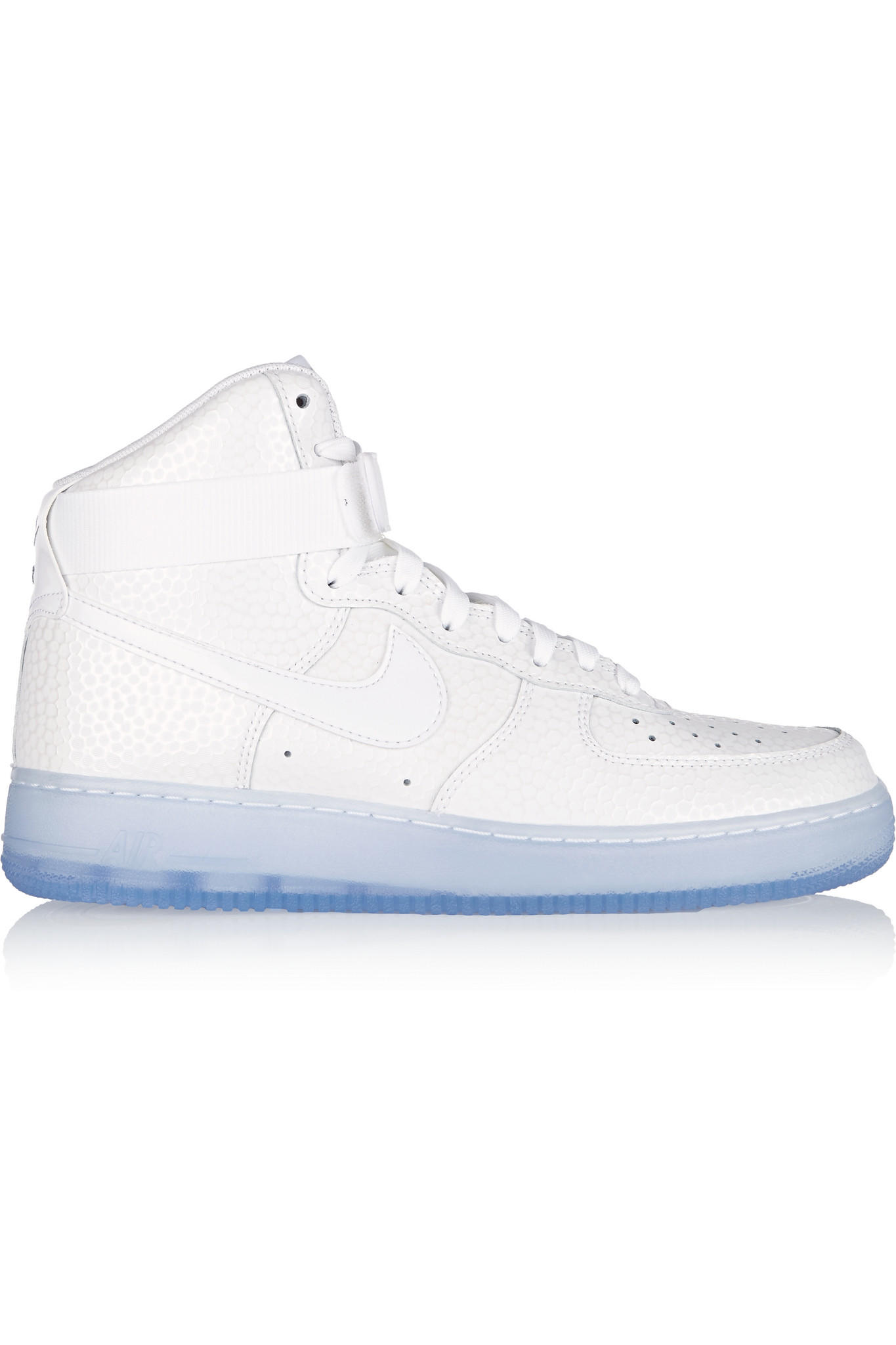 Nike - Air Force 1 Hi Premium from NET-A-PORTER 6a1162ccf1bb