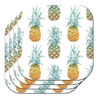 Pineapple Purist Coasters