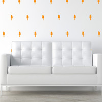 Popsicles Mini-Pack Wall Decals
