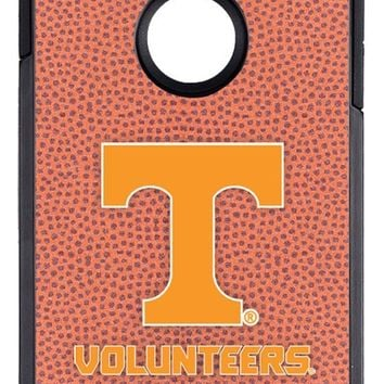 NCAA Tennessee Volunteers Classic Football Pebble Grain Feel iPhone 6 Plus Case, One Size, Brown