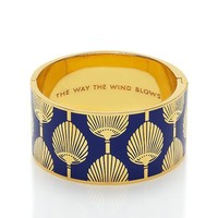kate spade | the way the wind blows hinged bangle