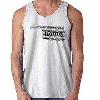 The Oklahoma Home For Mens Tank Top *