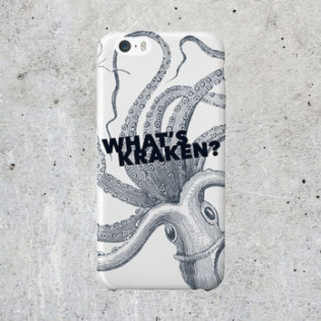 'What's Kraken' Case For iPhone And Samsung