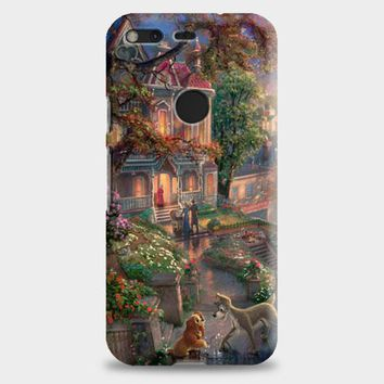 Lady And The Tramp Disney Google Pixel XL 2 Case | casescraft