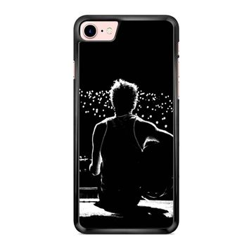 Niall Horan Playing Guitar iPhone 7 Case