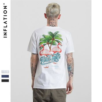 Short Sleeve Men's Fashion T-shirts [753822203997]
