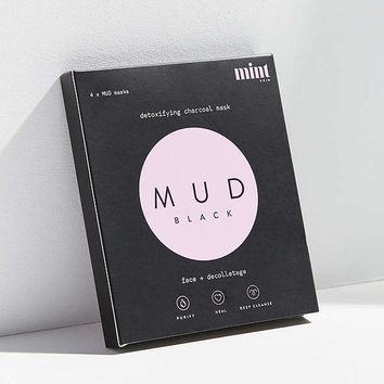 Mint Skin Mask 4-Pack | Urban Outfitters
