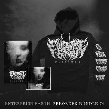 Enterprise Earth - Patient 0 Hoodie Bundle : EVR0 : MerchNOW - Your Favorite Band Merch, Music and More
