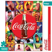 Coca Cola Reach for Refreshment Puzzle, 1000 Pieces - Walmart.com