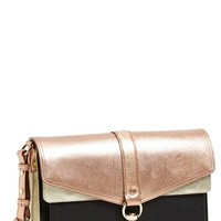 Rebecca Minkoff 'Hudson Moto' Leather Crossbody Bag | Nordstrom