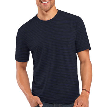 Icebreaker Tech Lite Stripe Shirt - Short-Sleeve - Men's