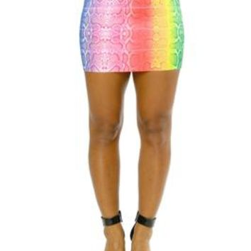 Evolution Bandage Skirt
