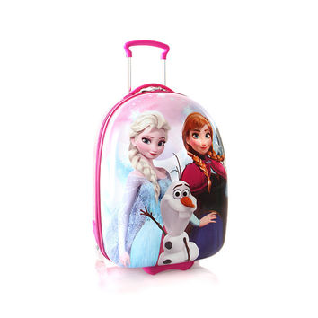 Heys Disney Frozen Deluxe Kids Luggage