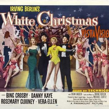 White Christmas 22x28 Movie Poster (1954)