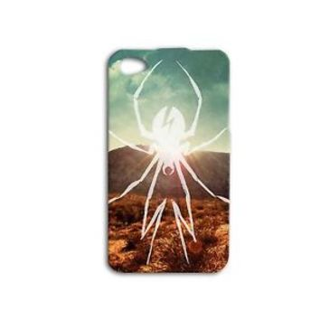 Cute My Chemical Romance Spider Cover Cool Phone Case iPhone 4 4s 5 5s 5c 6 6s +