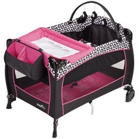 Portable BabySuite 300 PlayYard Marianna 344977380 | Baby Play Yards | Activity | Shop Online For | BABY | Burlington Coat Factory