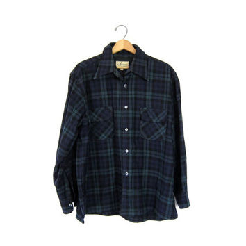 Shop Men's Flannel Shirt Jacket on Wanelo