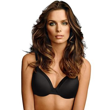 Maidenform; Comfort Devotion; Tailored Extra Coverage T-Shirt Bra