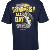 Bass Pro Shops Drink 'N Fish T-Shirt for Men | Bass Pro Shops