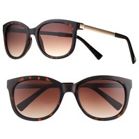 LC Lauren Conrad Lynx Square Sunglasses - Women
