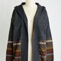 Boho Long Long Sleeve My Neck of the Hoods Cardigan