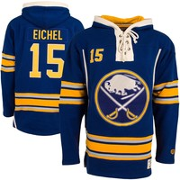 Buffalo Sabres Jack Eichel Heavyweight Jersey Lacer Hoodie