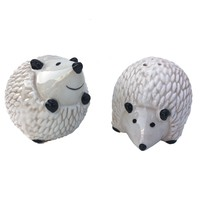 Hedgehog Salt and Pepper Shaker Set