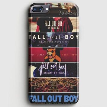 Fall Out Boy Anchor iPhone 8 Plus Case | casescraft