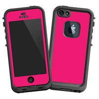 Raspberry Skin  for the iPhone 5 Lifeproof Case by skinzy.com