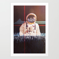 The intrepid Art Print by Seamless