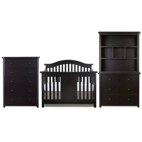 Baby Appleseed® Stratford Nursery Furniture Collection in Espresso