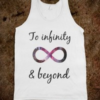 TO INFINITY & BEYOND