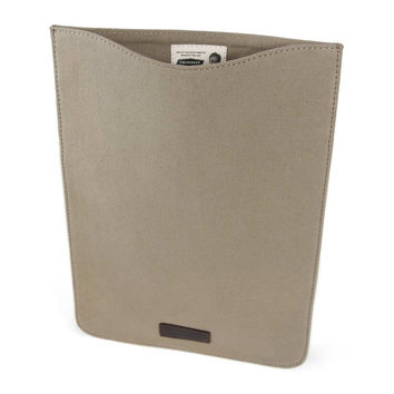 LAPTOP SLEEVE | Taupe Canvas